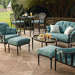 Traditional Style Patio Furniture