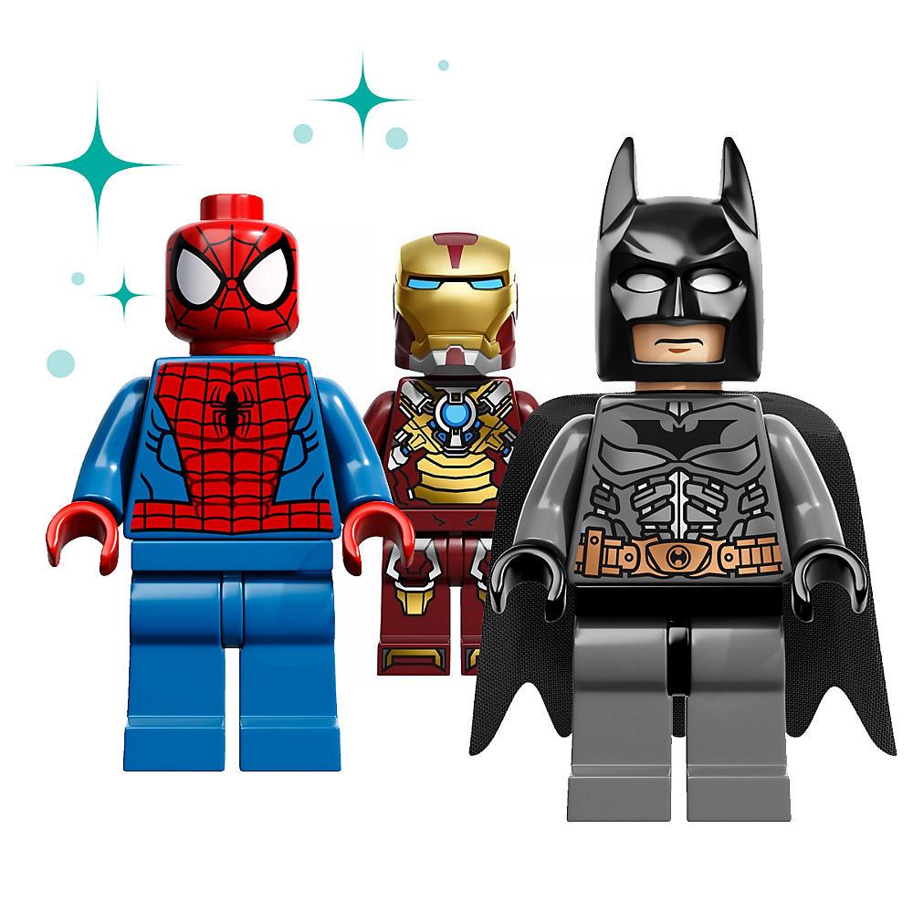 Lego&#x20&#x3b;Superheros