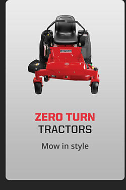 Mow in style
