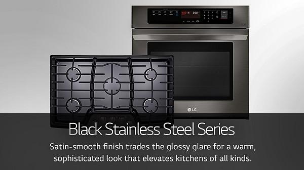 LG Black Stainless