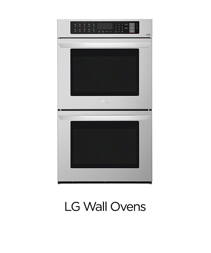 LG Wall Ovens