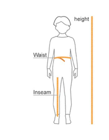 Measuring for Clothing Size