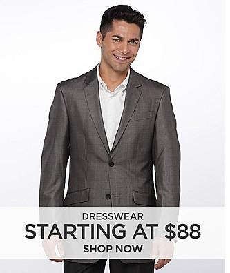 Dresswear starting at $88