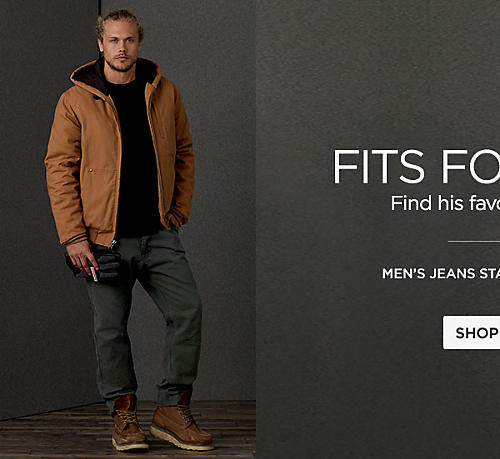 Men's Jeans starting at $17.99