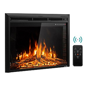 Up to 40% off select fireplaces plus free shipping