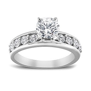 Up to 70% off select Pompeii Diamond Rings plus free shipping