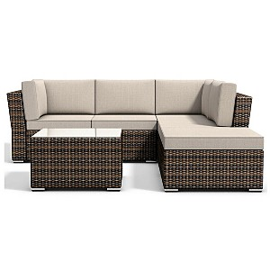 Up to 60% off select casual seating sets plus free shipping