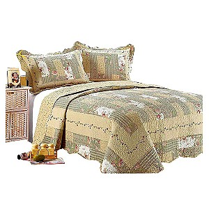 50% off fall quilts & coverlets plus Free Shipping