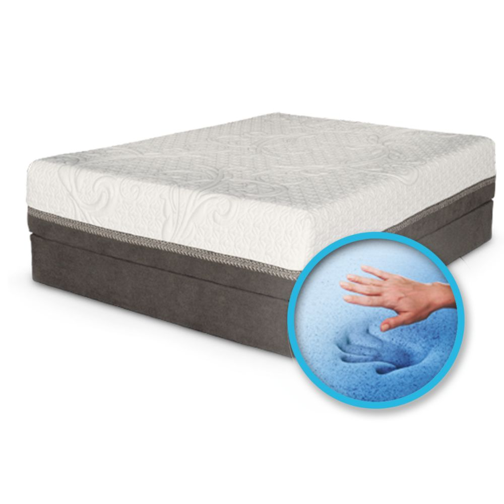 memory foam - Box Spring Mattress