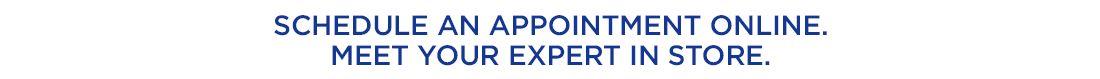 Meet with an Expert!