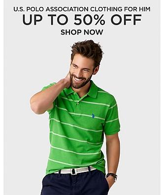 Shop U.S. Polo Assn.