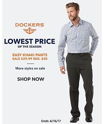 Shop Dockers