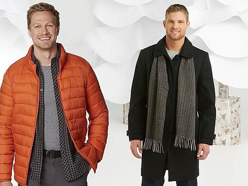 Shop Men's Coats & Jackets