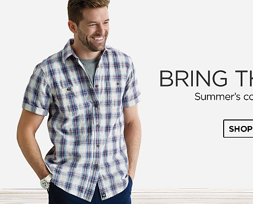 Summer Must-Haves for Him