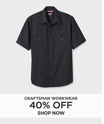 Shop Craftsman Workwear