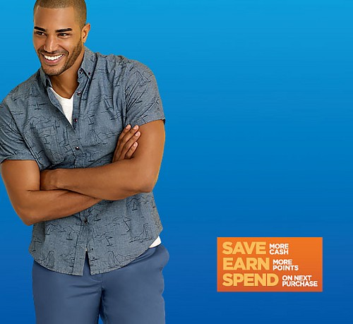 Sears Days Best Time to Buy. Earn $10 in Points on $40+ on Clothing and Sleepwear. Ends 4/8/17