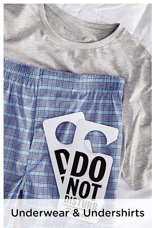 Men's Underwear & Undershirts