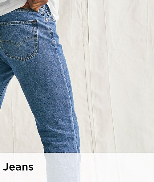 Buy one, get one 50% Off Levi's 505 Regular Fit Jeans (valid through 11/6)