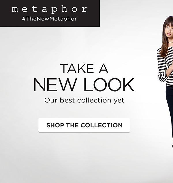 Metaphor Jackets, Tops, Jeans, Sweaters and Skirts