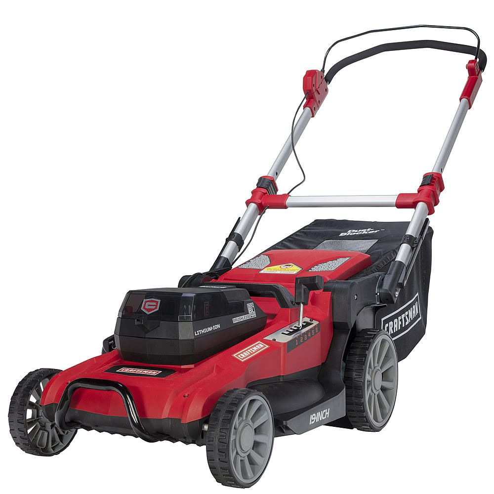 Craftsman 60 Volt Lawn Tools Powerful Cordless Lawn