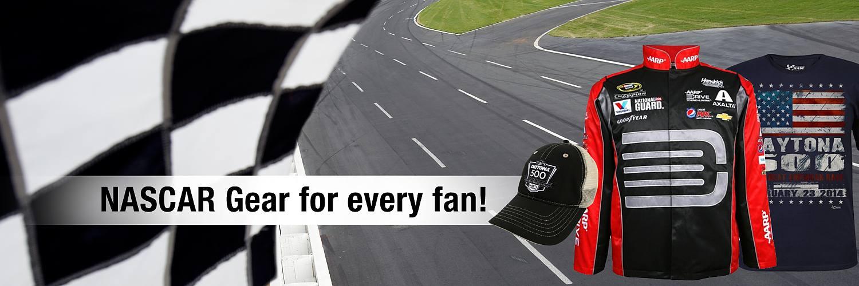 NASCAR gear for every fan