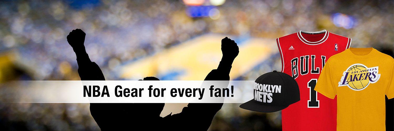 NBA gear for every fan
