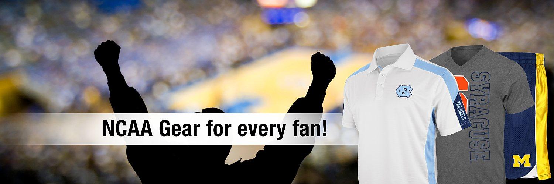NCAA gear for every fan