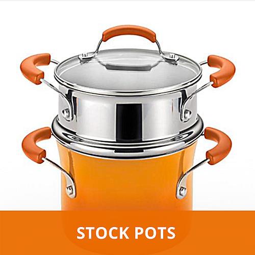 Stock Pots Uses