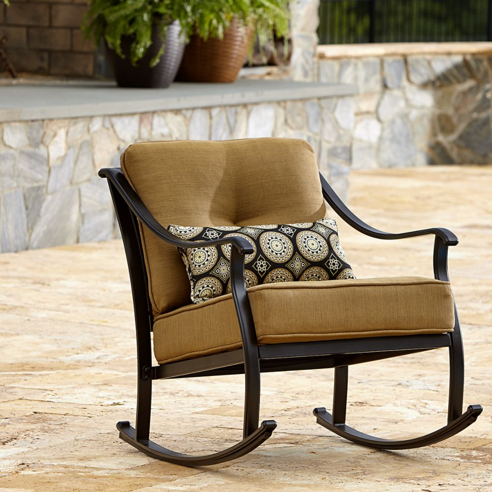 4 Types of Patio Chairs for Your Yard