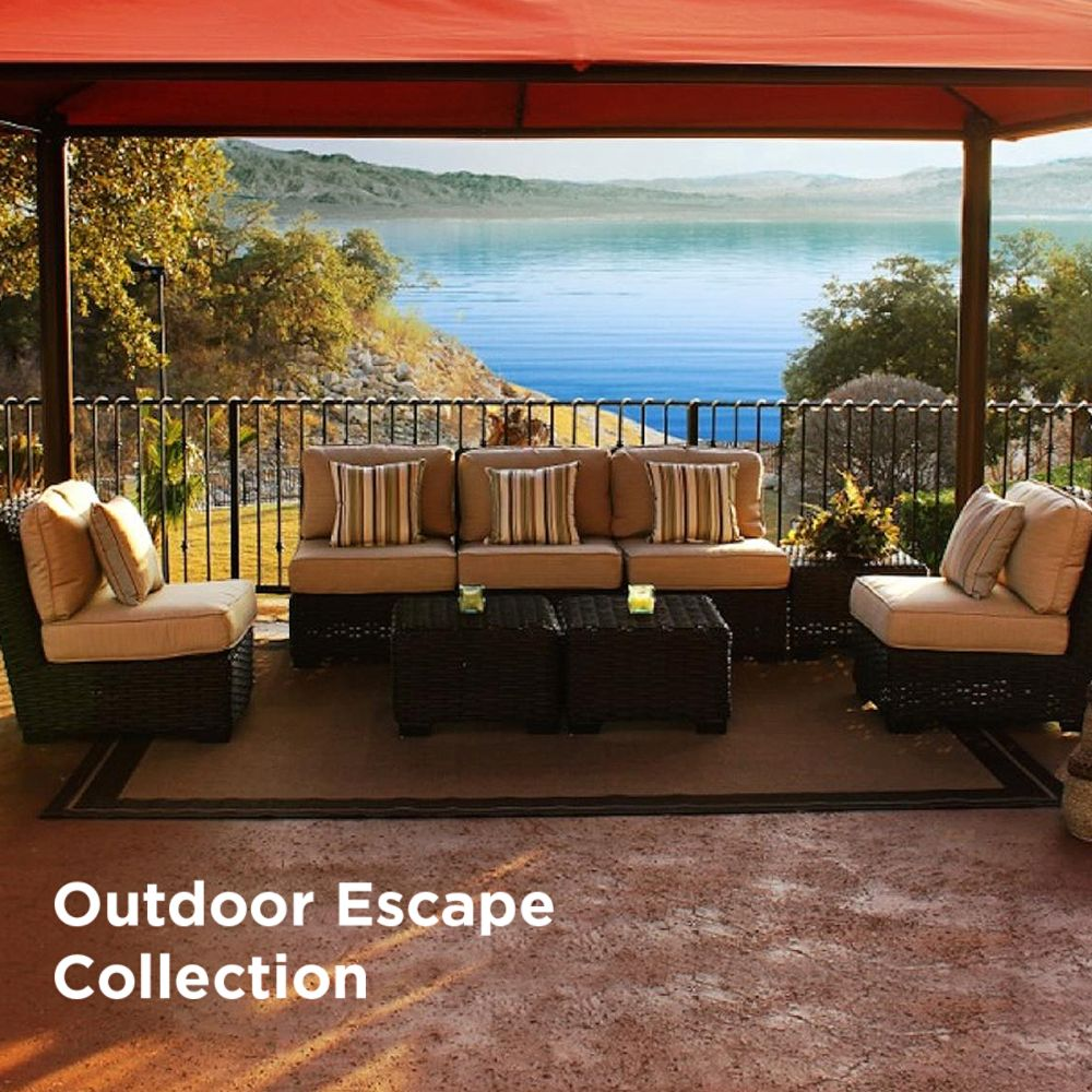Outdoor Escape Collection | Shop Now