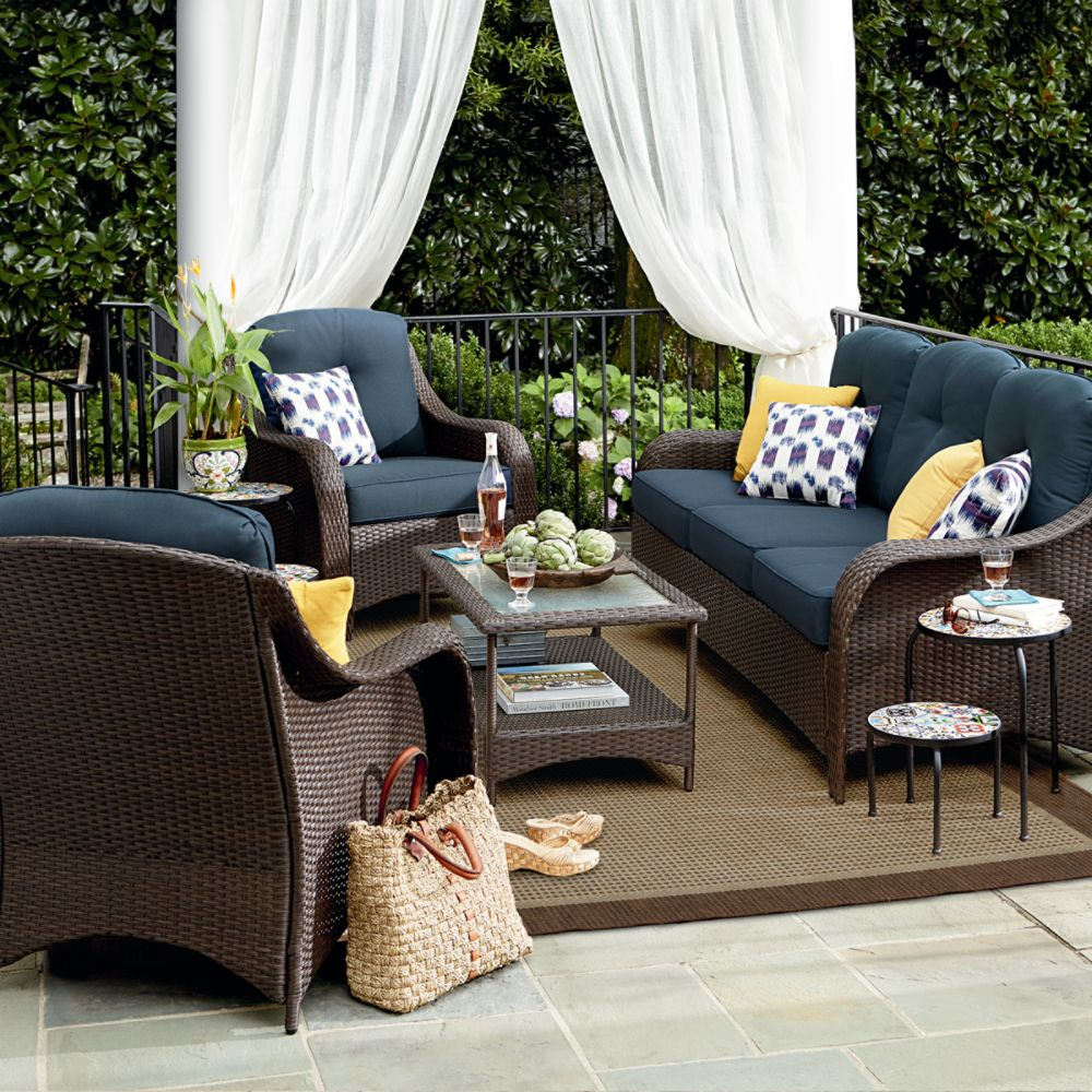 Outdoor Space. Outdoor Escape Collection. 5 Things You Need To Create ...