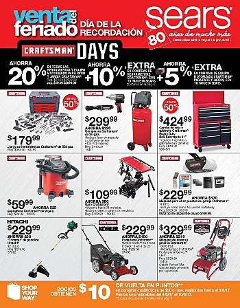Sears PR Weekly Ad