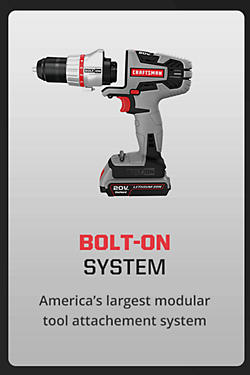 Bolt-on system