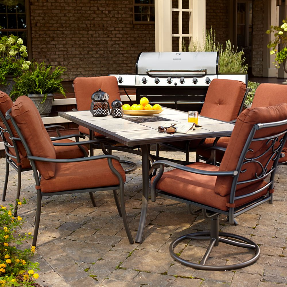 furniture outdoor phoenix patio dsc cushions table