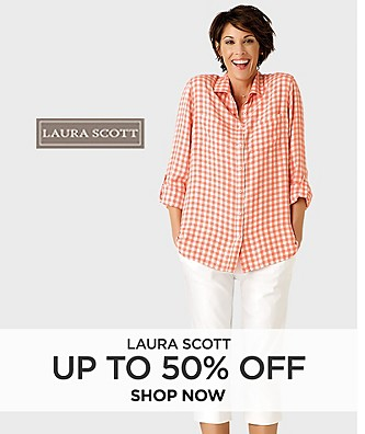 Laura Scott up to 50% off