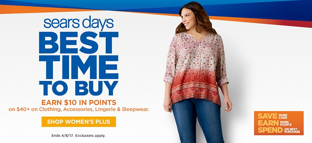 Plus Size Clothing - Sears