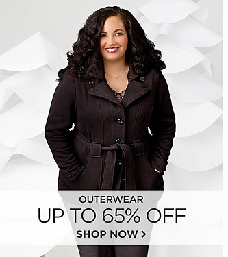 Women's Plus Outerwear