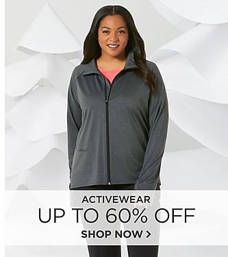 Women's Plus Activewear