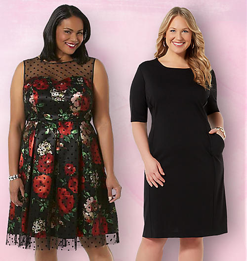 Plus Dresses&#x3b; Date Night&#x3b; Valentine's Day Dresses&#x3b; Lace&#x3b; Floral&#x3b;