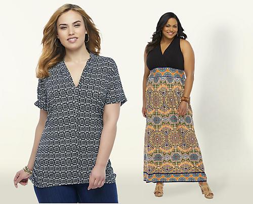 Covington Plus Size Clothing