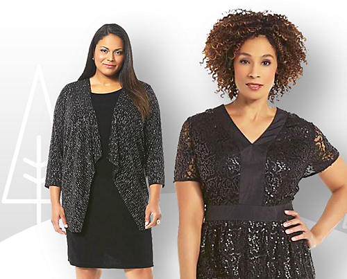 Women's Plus Sized Dresses