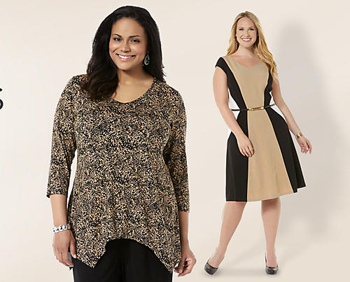 Covington Plus Size Clothing