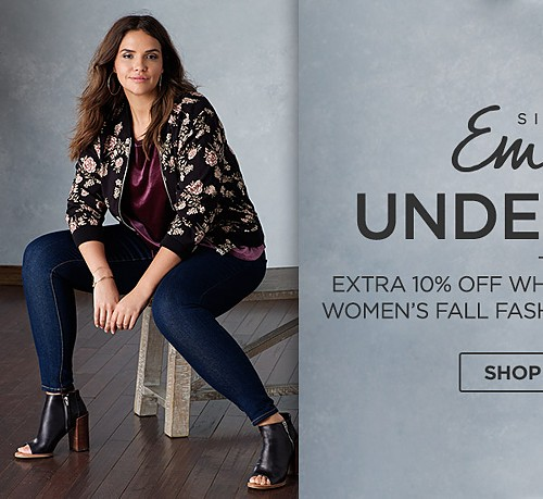 Simply Emma Clothing for Her Under $30 + Extra 10% off when you purchase women's fall fashions online only. Shop Now