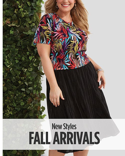 Shop New Fall Arrivals!