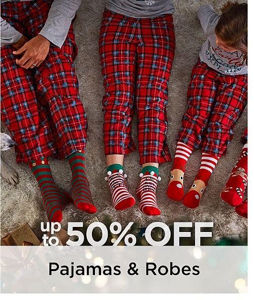 Up to 50% Off Women's Plus Pajamas & Robes