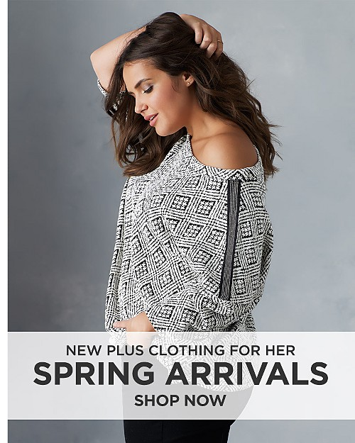New Spring Arrivals! Shop Now