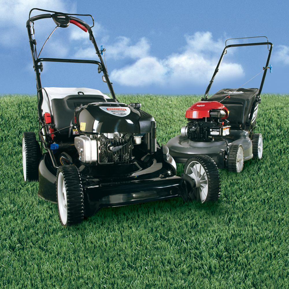 Our Top 10 Push Mowers for 2017