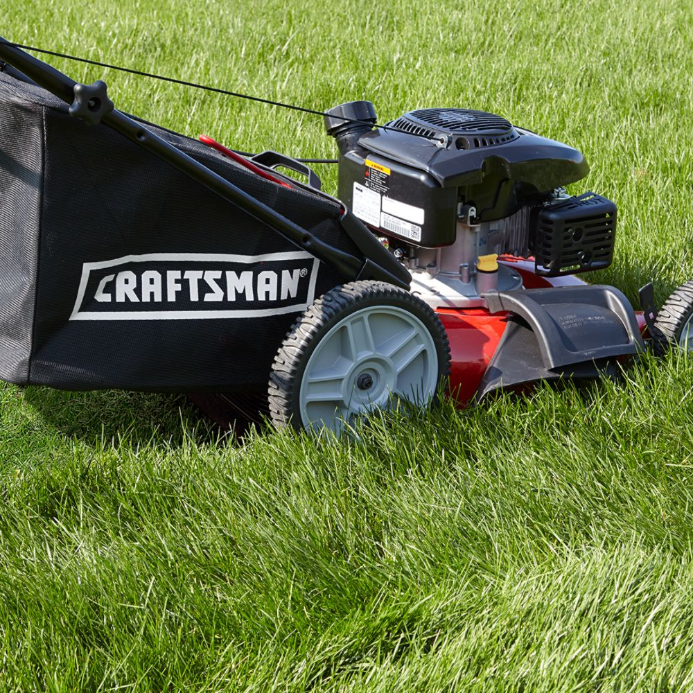 Mower Showdown: Bagging vs. Mulching