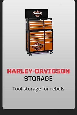Harley-Davidson Storage