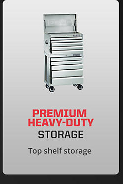 Premium Heavy-Duty Storage
